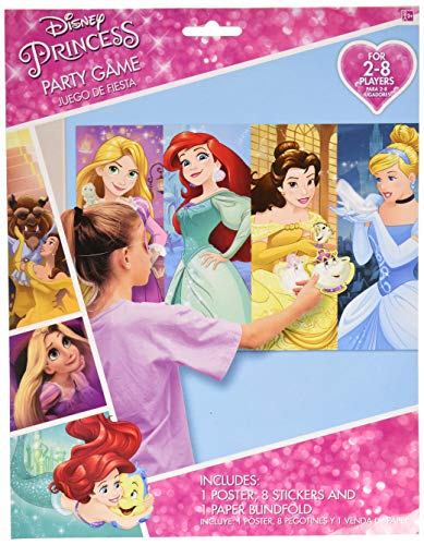 Party Game | Disney Princess Dream Big Collection | Party Accessory ()