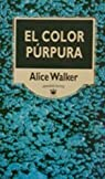 El color púrpura par Alice Walker