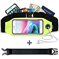 Running Sports Belt, Waist Pack, Workout Fitness Fanny...