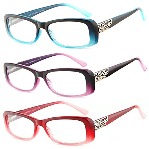 Success Eyewear Reading Glasses 3Pair Quality Glasses ...