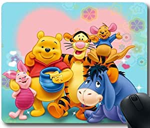Animated movie Winnie The Pooh & Quotes for Mouse Pad Computer accessories Size (180mm*220mm) 66TY449070
