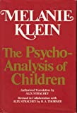 Psychoanalysis of Children, Melanie Klein, 0440060850