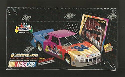 - 1994 Maxx NASCAR Racing Box of Trading Card Packs