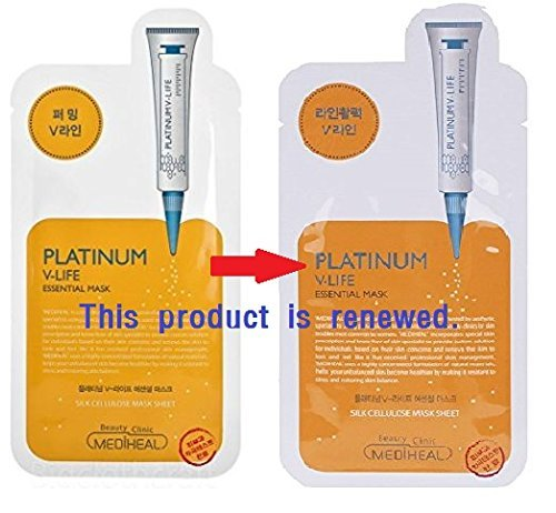 MediHeal Platinum V Life Essential 10pcs product image
