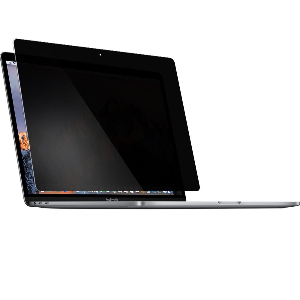 Privacy Tempered Glass Screen Protector for 13 inch Macbook Air, Anti Blue Light and Anti Scratch, 9H hardness