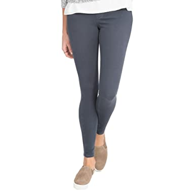 d86adf5517 SPANX Women's Jean-Ish Leggings Steel Pants at Amazon Women's ...