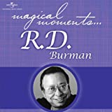 R. D. Burman - Magical Moments: Featuring 36 Greatest Songs (3-CD Set)