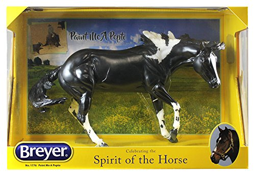 - Breyer Horses Champion Cutting Mare – Paint Me a Pepto