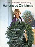 img - for Handmade Christmas (The Best of Martha Stewart Living) book / textbook / text book