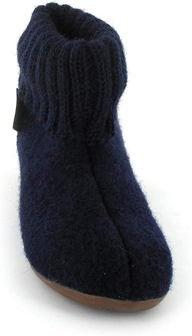 Haflinger 481039-0-93 Everest casaplus Feutre Enfants Chaussons Cabanes Chaussures