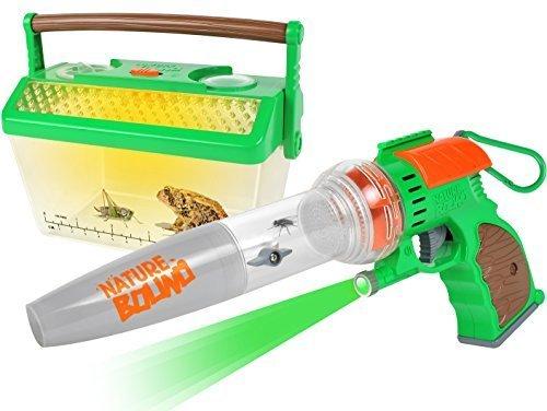 Nature Bound Bug Catcher Vacuum with Light Up Critter Habita