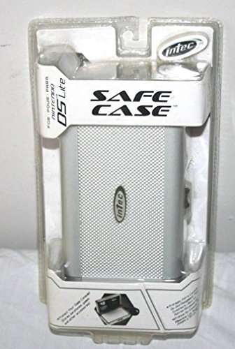 Nintendo DS Lite Aluminum Safe Case (Intec Nintendo Ds Case)
