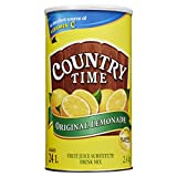 COUNTRY TIME Country Time Original Lemonade Powdered Drink Mix, 2.4 Kg, 2400 Grams