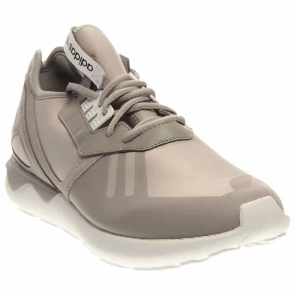 Adidas tubular Runner hombres gris / blanco b41275 b00pkmmt3y 9 D (m)
