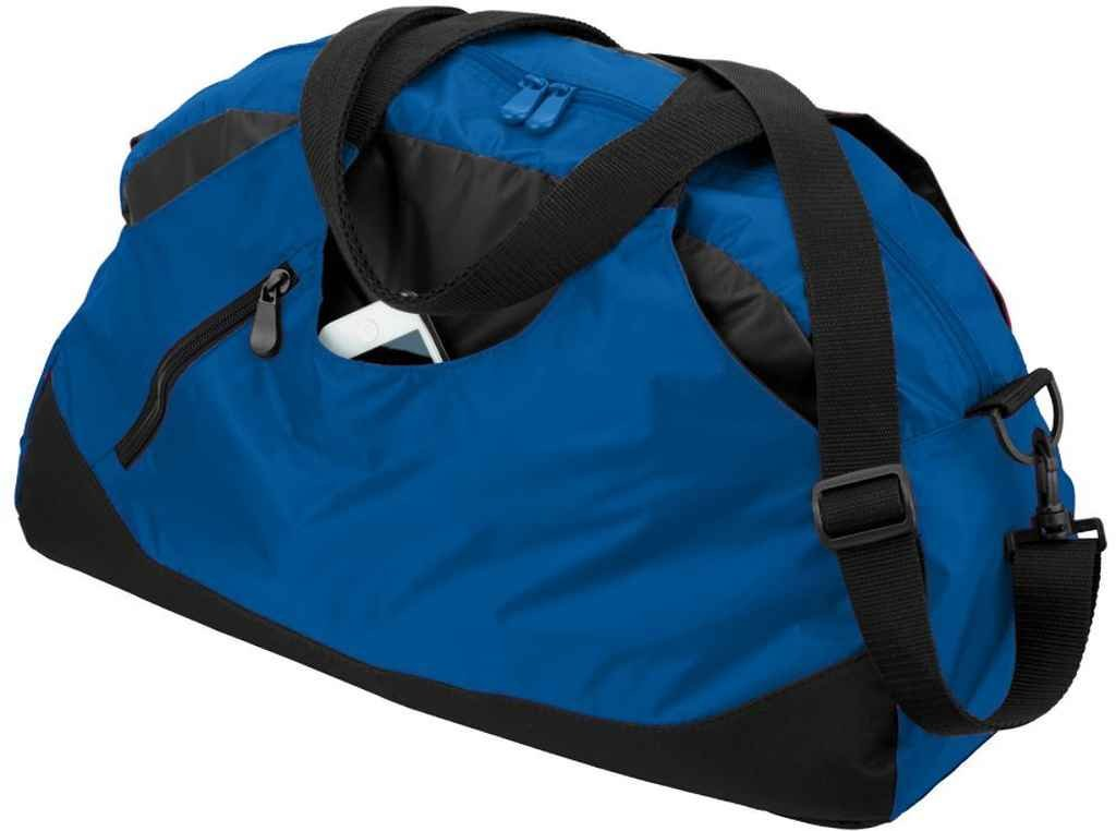 Augusta Sportswear Crescentダッフル B00IWLQPNK ロイヤル/ブラック OS