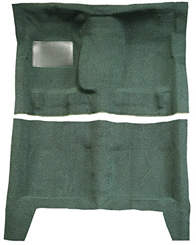 1967-1969 Plymouth Barracuda 4 Speed without Console Loop Factory Fit Carpet