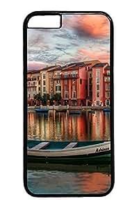 Adriana boat Custom iphone 4sinch Case Cover Polycarbonate black