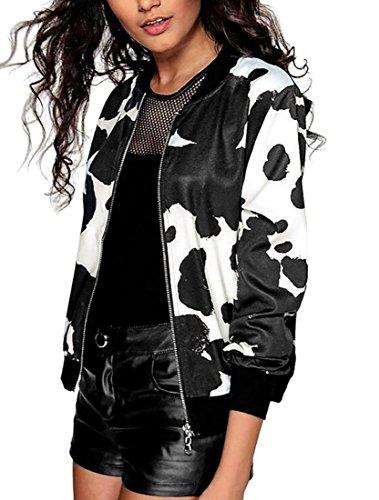 Zebra Print Jacket - 8