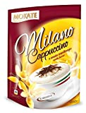 Milano Cappuccino Vanilla Flavor Powdered Drink 3.9 oz (Pack of 3)