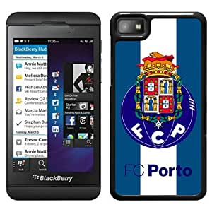 Beautiful And Fashional Designed Cover Case For Blackberry Z10 With Porto Black Phone Case 1