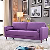 Amazon.com: Purple - Living Room Furniture / Furniture: Home & Kitchen