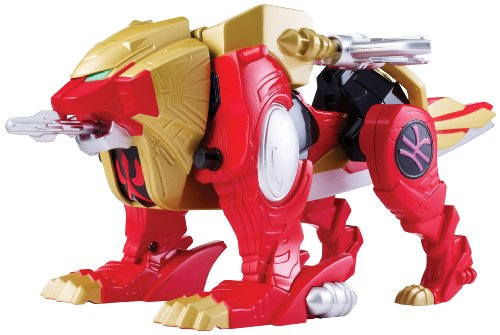 Power Rangers Super Megaforce - Wild Force Red Lion (Power Rangers Super Megaforce Legendary Megazord Figure)