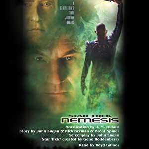 Star Trek: Nemesis (Adapted) Audiobook