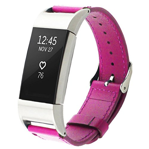 for-fitbit-charge-2gbsell-new-fashion-sports-leather-bracelet-strap-band-for-fitbit-charge-2hot-pink
