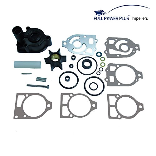 Mercury Mariner Mercruiser Alpha One Water Pump Upper Repair Kit Replacement 46-96148Q8 18-3517 - Stroke Water Pump Kit