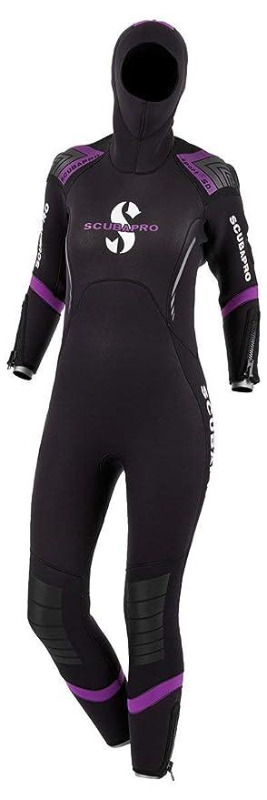 Amazon.com: SCUBAPRO Sport Semi-Dry de la mujer con capucha ...