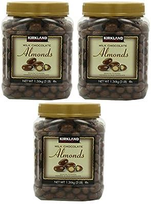 Signatures Milk Chocolate, Almonds, 48 Ounce