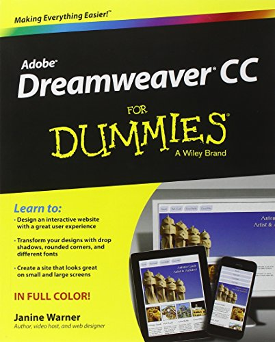 Price comparison product image Dreamweaver CC For Dummies