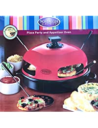 Nostalgia Electrics Pizza Party & Appetizer Oven - Model PPO900 by Nostalgia Electrics