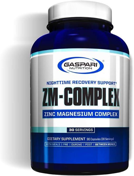 ZM-Complex (90 caps) - Gaspari Nutrition por Gaspari Nutrition