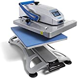 "Hotronix Fusion Swing Away Heat Press 16"" x 20"" with Updated Fusion IQ Interface - WARRANTY- Made in USA - Commercial Grade"