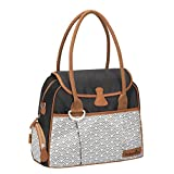 Babymoov Style Diaper Bag | Multi-Function & Lighweight with 8 Pockets for Organized Storage (6 ACCESSORIES INCLUDED)