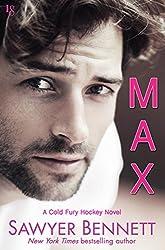 Max: A Cold Fury Hockey Novel (Carolina Cold Fury Hockey)