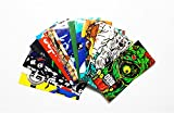 108-Packs Pre-Cut 20700/21700 Battery Wraps Cover