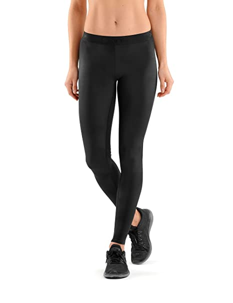 ec9a343f63281d Amazon.com : SKINS Women's DNAmic Compression Long Tights : Clothing