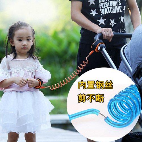 TONVER enfants corde anti-perdue bracelet 360 degr/és rotation b/éb/é harnais de s/écurit/é sangle corde marche laisse ceinture