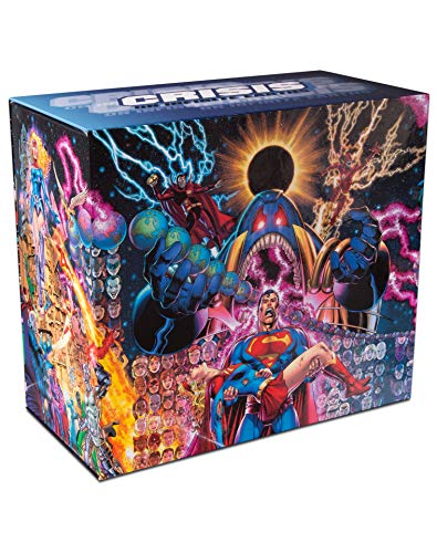 Crisis on Infinite Earths Box Set