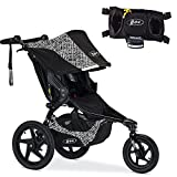 BOB 2016 Revolution Flex Jogging Stroller, Lunar & Handlebar Console Set For Sale