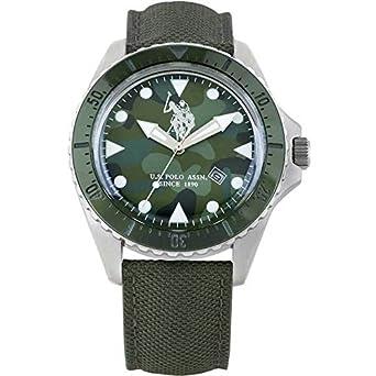 U.S. Polo Assn. Reloj de Hombre Kyros - usp4203gr: Amazon.es: Relojes