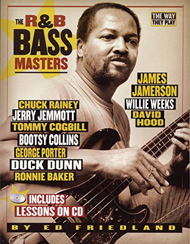 R&B Bass Masters: The Way They Play (Lessons Funk Bass)