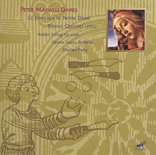 Jongleur de Notre Dame / String Quartet (Store Garden Home Ridge)