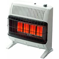 Mr. Heater 30,000 BTU Natural Gas Radiant Vent Free Heater #VF30KRADNG