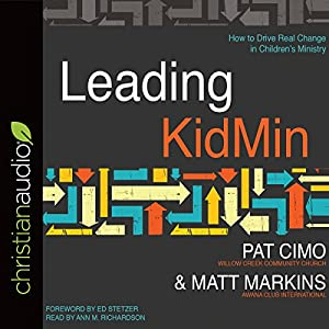 Leading KidMin Audiobook