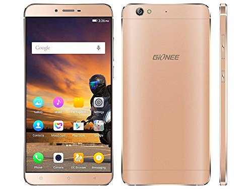 reputable site 5c5bc 66a16 Gionee S6 Rose Gold: Amazon.in: Electronics