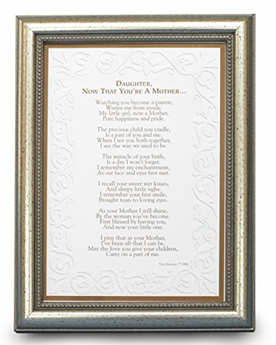 The Grandparent Gift Now That You're a Mother Frame Gift for Daughter from Mom