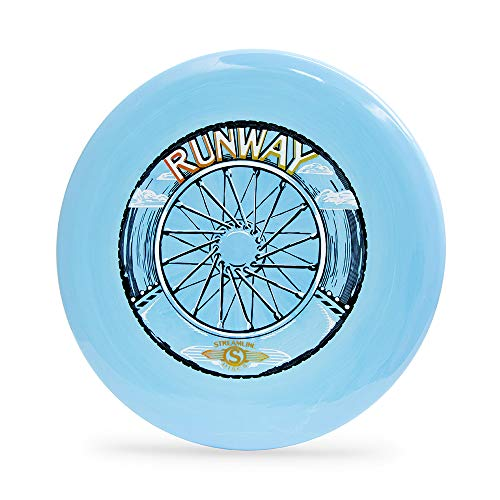 Streamline Discs Special Edition Landing Gear Neutron Runway Midrange Golf Disc [Colors May Vary] - 170-174g